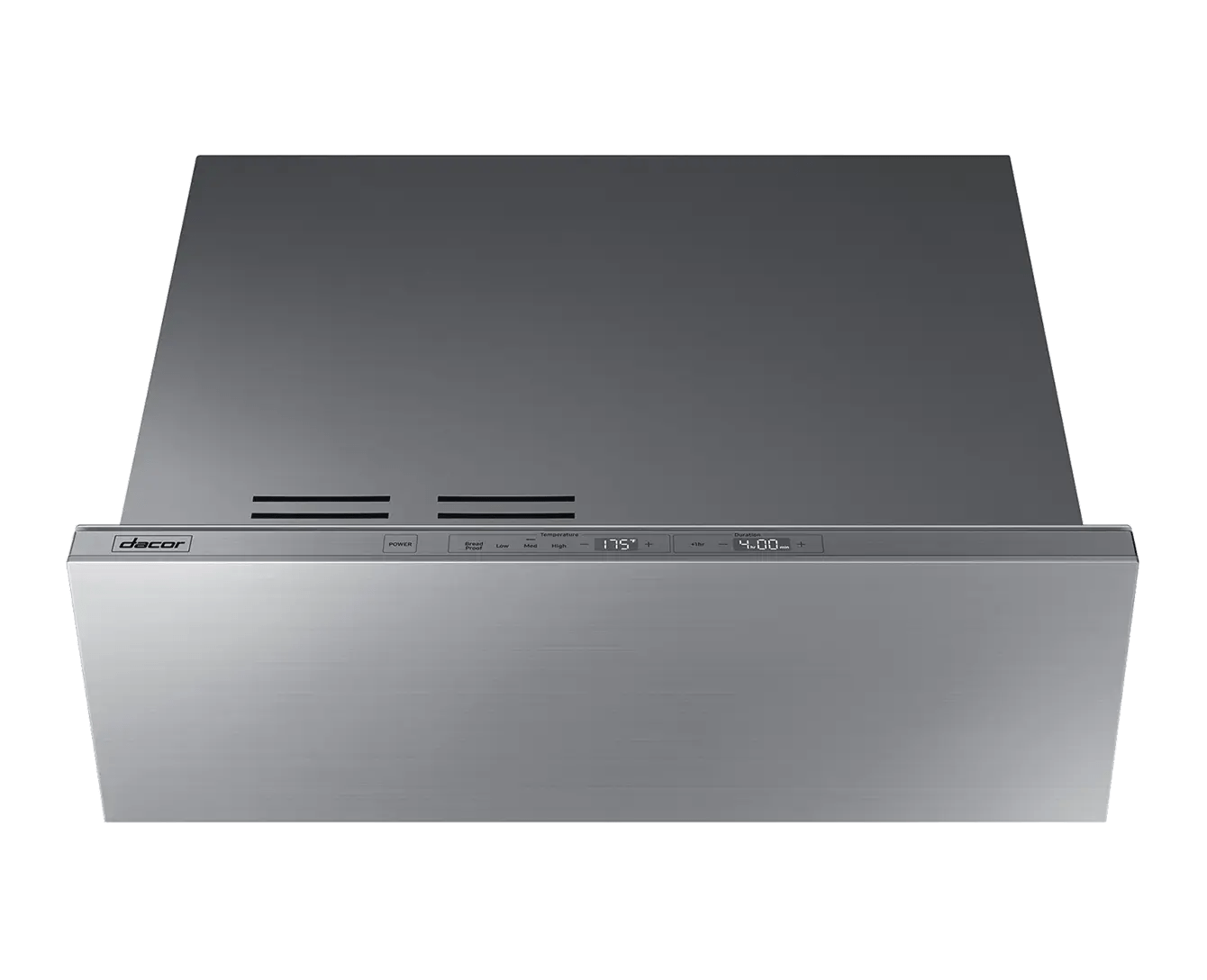 """30"""" Warming Drawer, Silver Stainless Steel"""