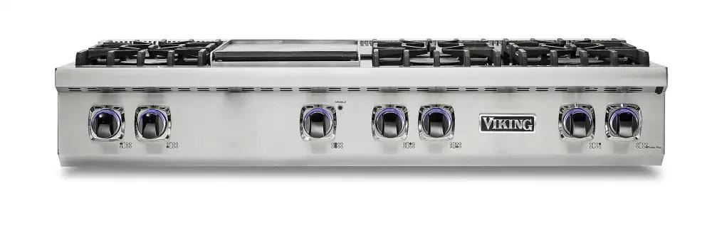 "48"" 7 Series Gas Rangetop - VRT"