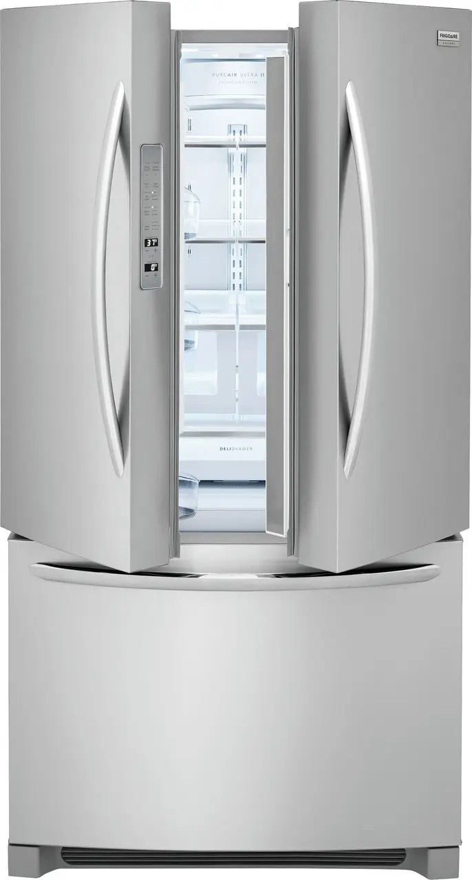 Gallery 27.6 Cu. Ft. French Door Refrigerator Photo #4