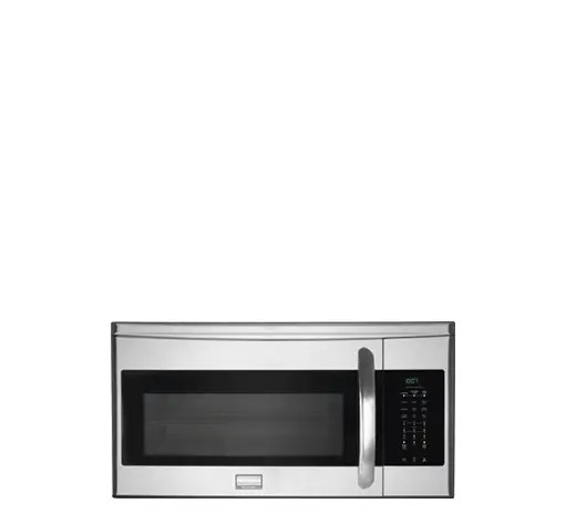 frigidaire gallery 1 5 cu ft otr microwave with convection