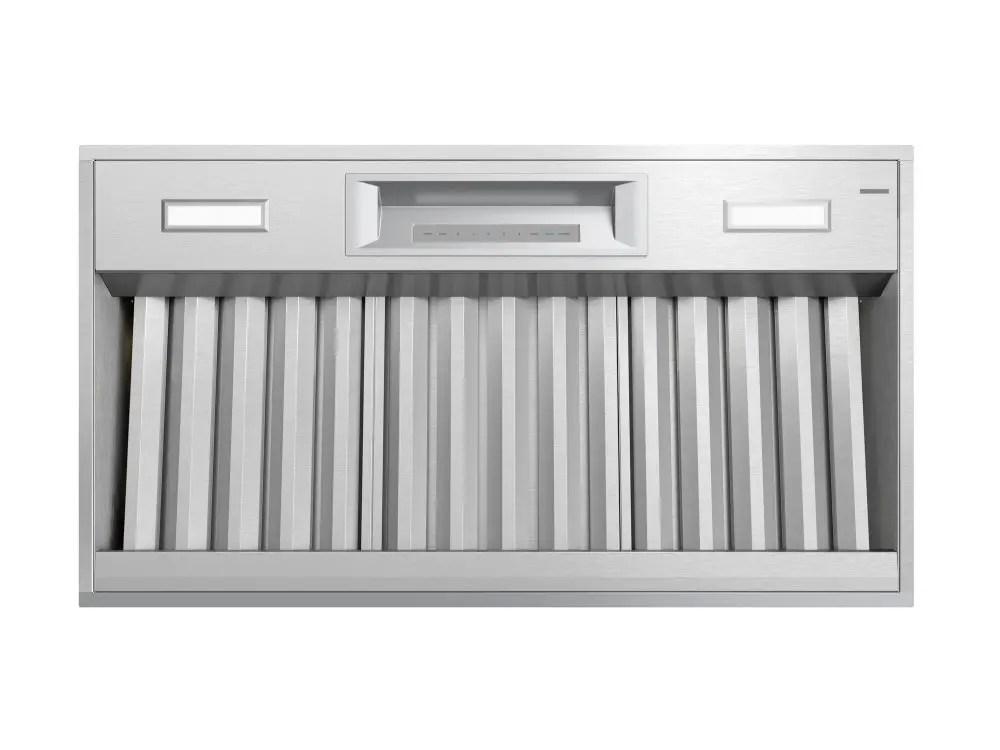 Custom Insert 40'' Stainless Steel