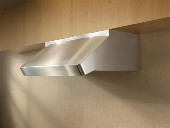 """UP27 - 36"""" Stainless Steel Pro-Style Range Hood with internal/external blower options, 300 to 1650 Max CFM"""