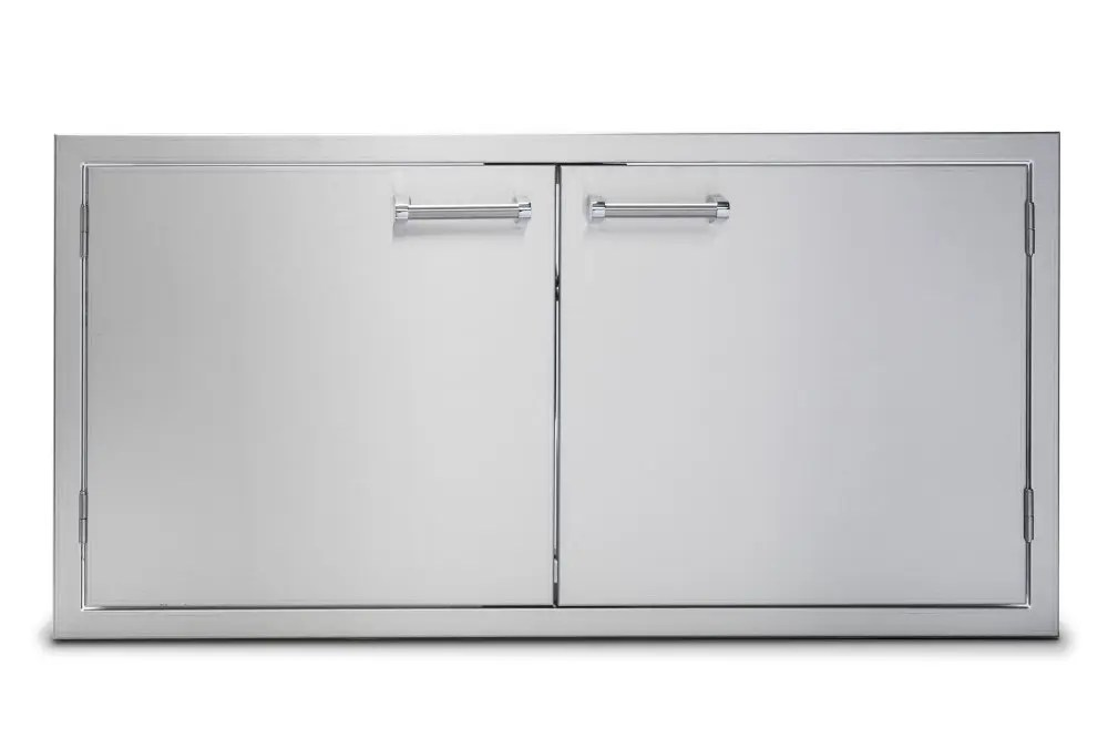 """42"""" Stainless Steel Double Access Doors - VOADD5421SS"""
