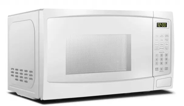 danby danby 0 9 cuft white microwave
