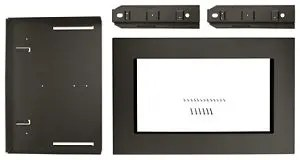 """27"""" Trim Kit for 1.5 cu. ft. Countertop Microwave Oven with Convection Cooking Photo #1"""