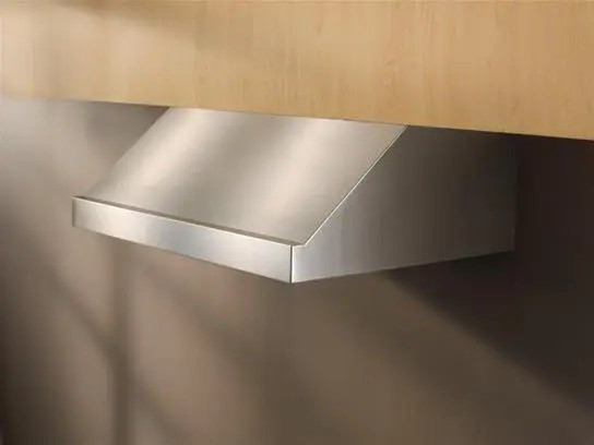 """UP26 - 48"""" Stainless Steel Pro-Style Range Hood with internal/external blower options 300 to 1650 Max CFM"""