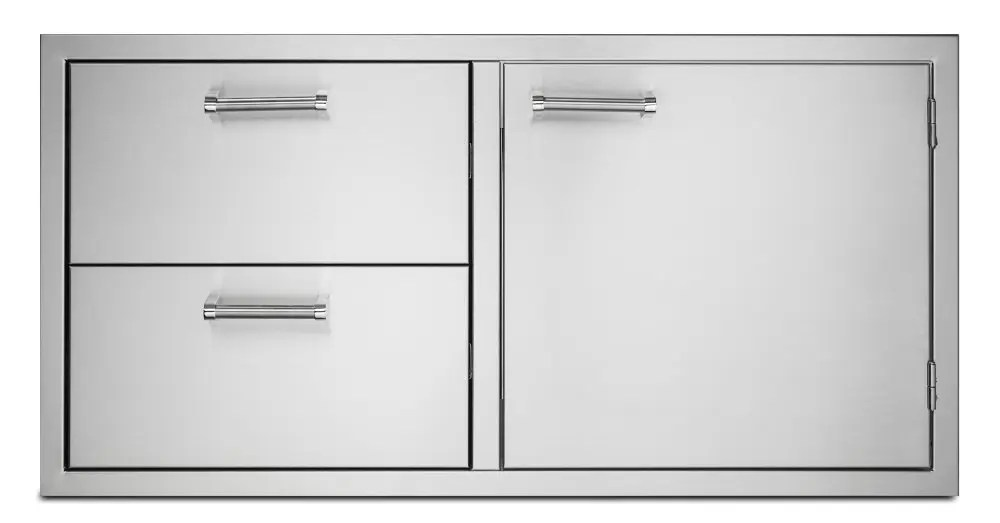 """42"""" Double Drawer and Access Door Combo - VOADDR5421SS"""