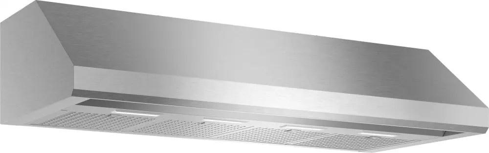 Low-Profile Wall Hood 48'' Stainless Steel