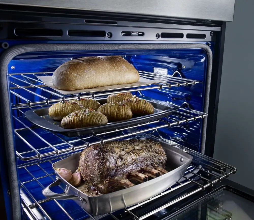 kitchenaid 27 combination wall oven