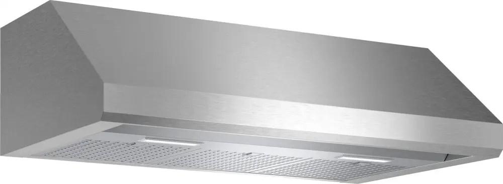 Low-Profile Wall Hood 36'' Stainless Steel
