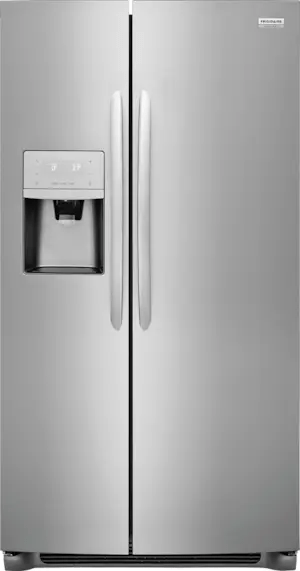 Gallery 25.5 Cu. Ft. Side-by-Side Refrigerator