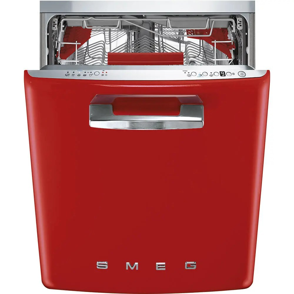 Dishwashers Red STFABURD-1