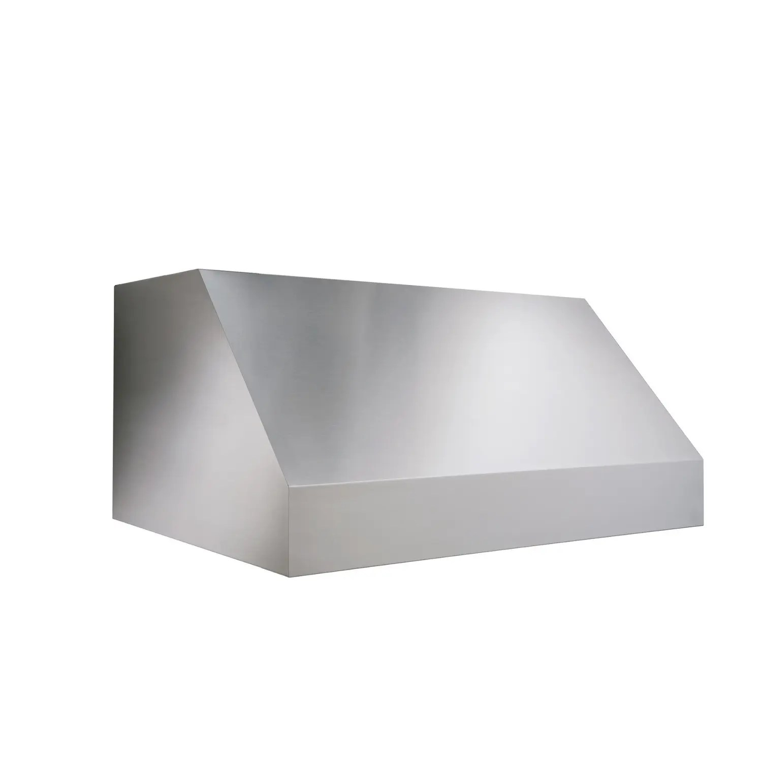 42-Inch Pro-Style Outdoor Range Hood, 1100 CFM, Stainless Steel