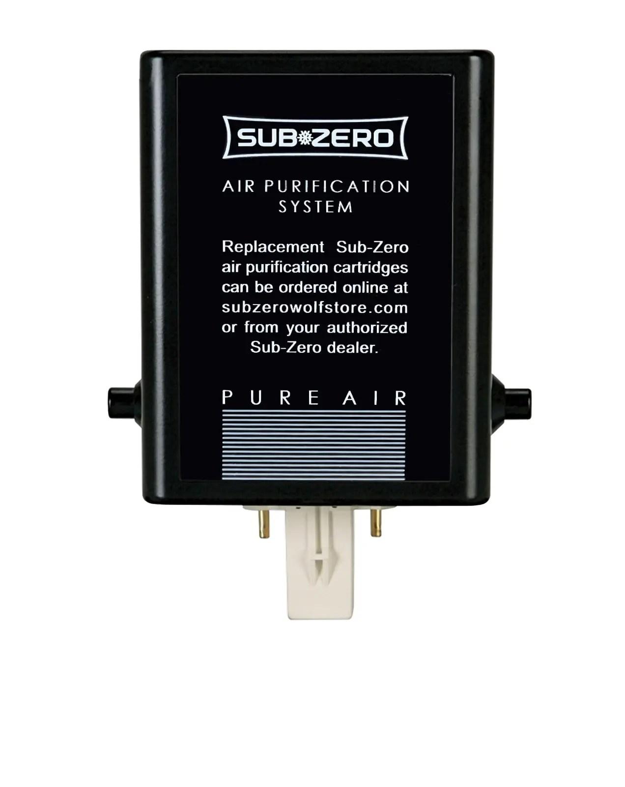 Air Purification Cartridge