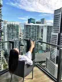 East Miami Hotel Boasts Chic Eats & Breathtaking Views