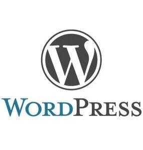 wordpress examen logo