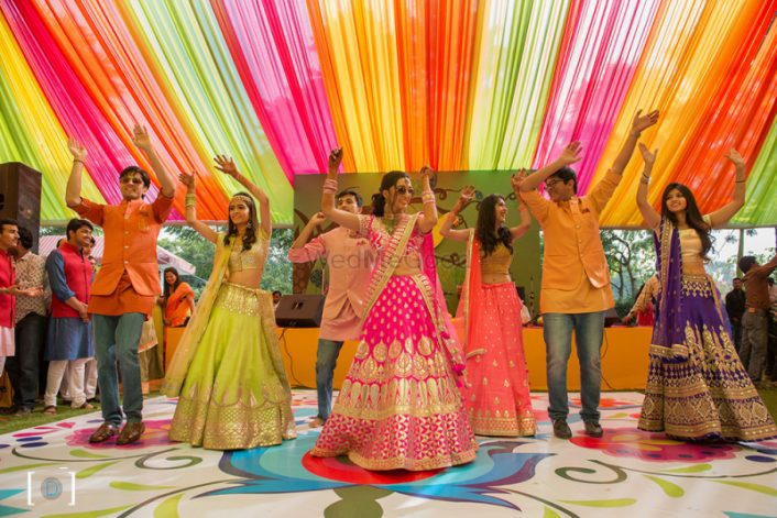 10 Sangeet Songs For The Brides Friends Sisters To Dance