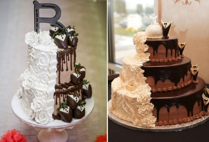 Is This The Weirdest Wedding Cake Trend Ever Looks Like