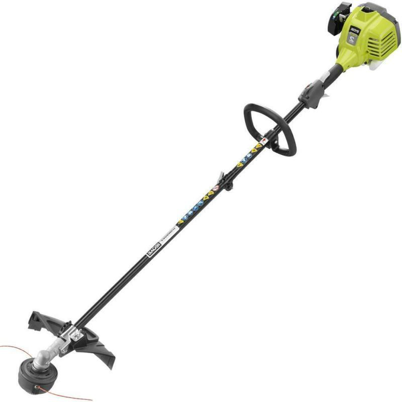 RYOBI 2-Cycle Full Crank Weed Eater Straight Shaft