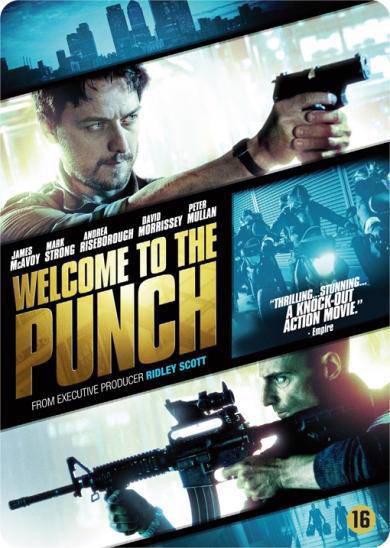 Welcome To The Punch : welcome, punch, Welcome, Punch, (DVD), Wehkamp