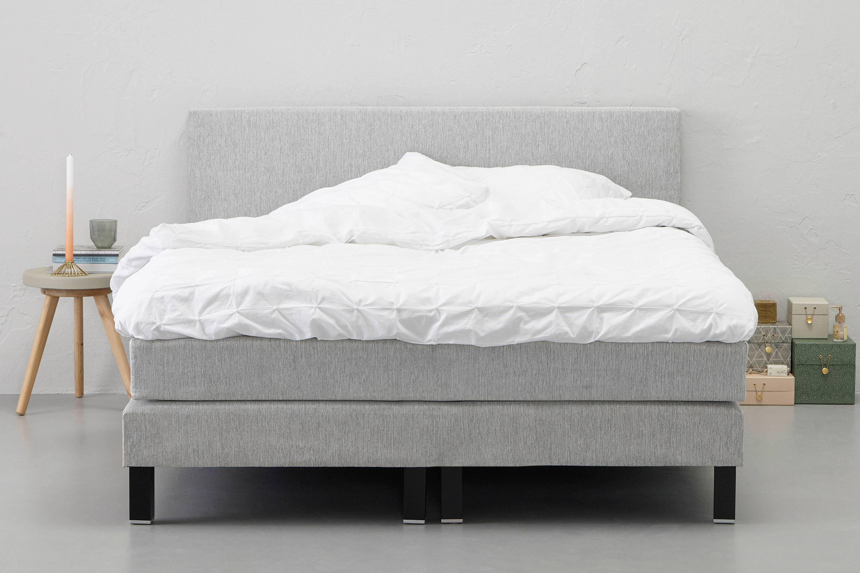 Bed 120x200 Compleet.Bed Grijs Spacebabies Baby Bed Blocks Zwart Wit Grijs