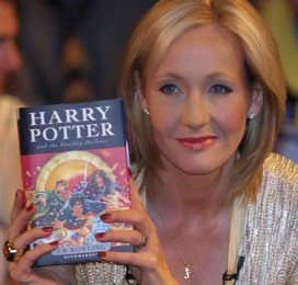 10 FUN FACTS ABOUT J.K. ROWLING