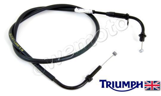 Câble d'Accélérateur A (Ouverture) Triumph Rocket III Classic.