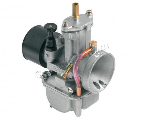 Carburettor Flat Slide 21mm - VCarburator
