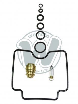 Suzuki GSF 1200 K4/K5 Bandit 04-05 Carburettor Gasket and