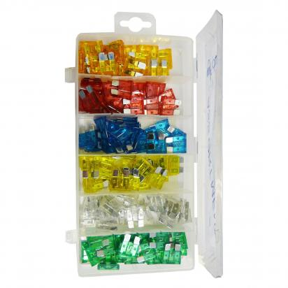 50 Piece Blade Fuse Assortment