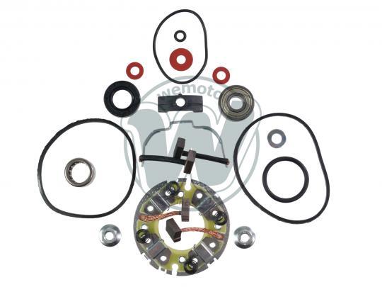 Kawasaki ZX 10 (ZX 1000 B1-B3) 88-91 Starter Motor Repair