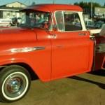Eye Candy Dressy 57 Chevy Pickup Runs Like A Clock Wheels Ca
