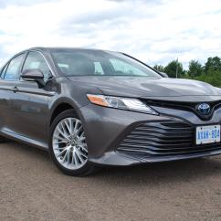 All New Camry Hybrid Review Kekurangan Grand Veloz 2018 Toyota Xle Wheels Ca