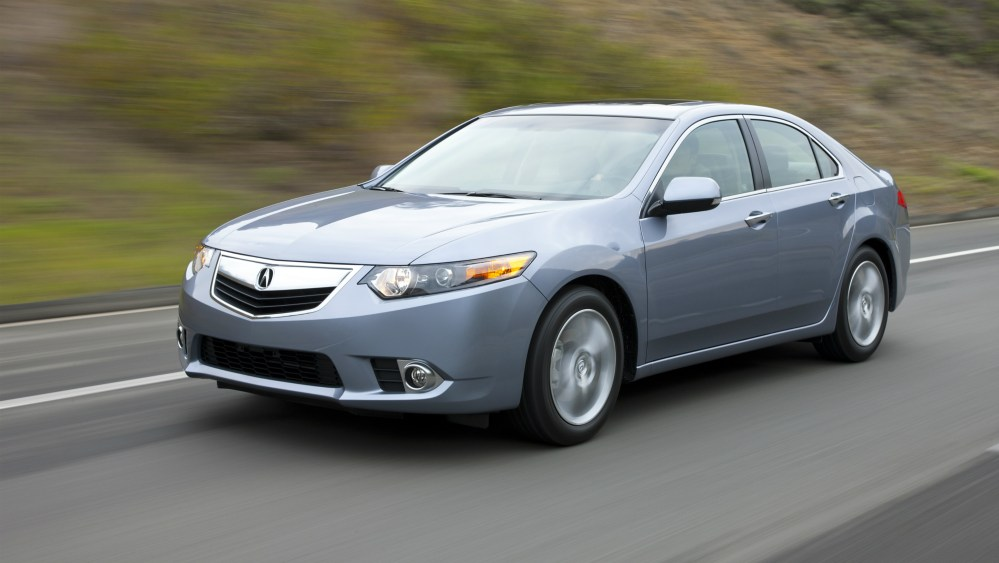 medium resolution of used car of the year 2009 2014 acura tsx