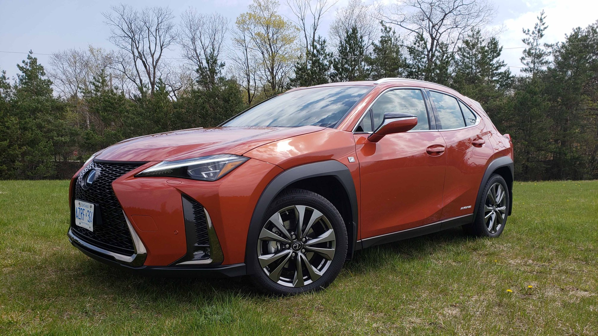 hight resolution of review 2019 lexus ux 250h