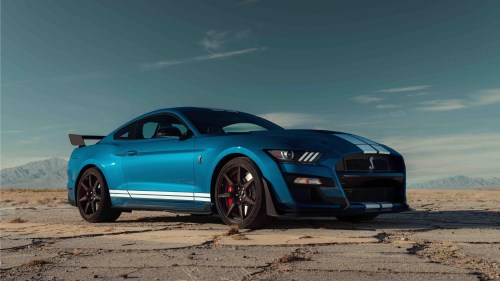 small resolution of ford releases 2020 shelby gt500 mustang power fig