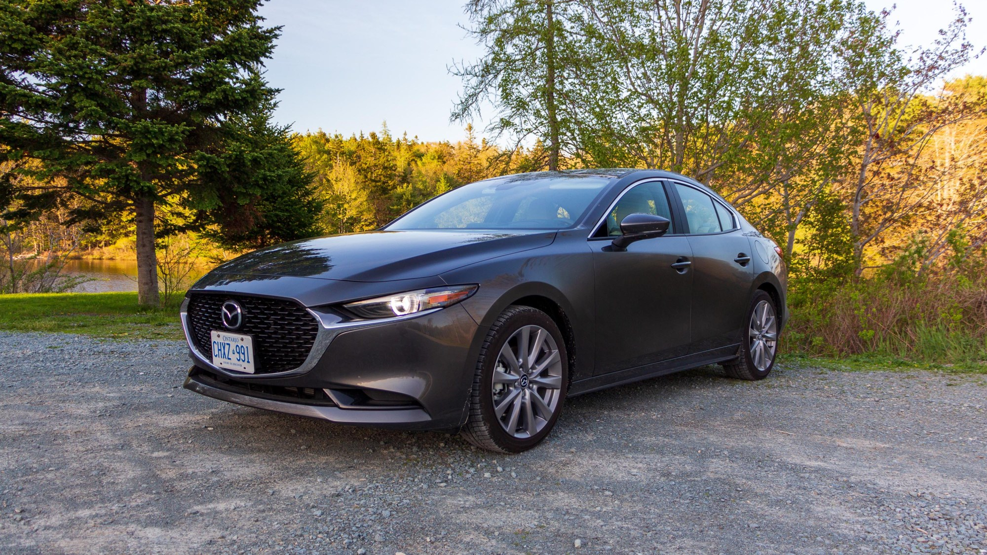 hight resolution of review 2019 mazda mazda3 gt awd
