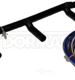 dorman oe solutions diesel glow plug wiring harness dre 904 417 [ 1500 x 569 Pixel ]
