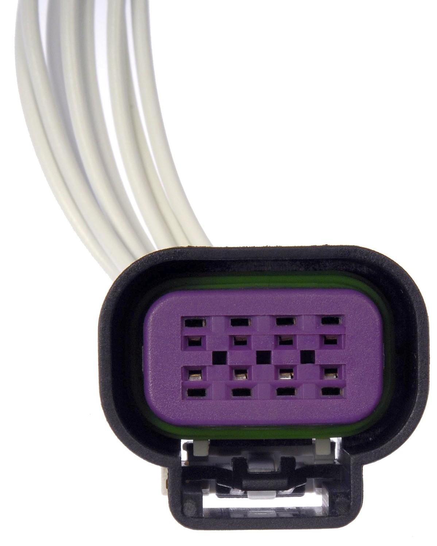 hight resolution of dorman techoice throttle position sensor connector dtc 645 800