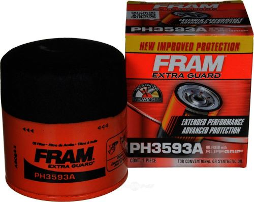 small resolution of fram extra guard engine oil filter fra ph3593a