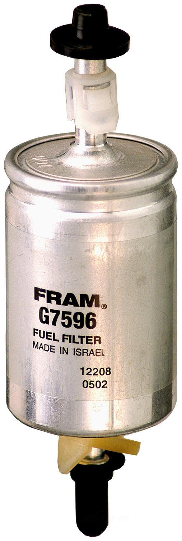 hight resolution of fram fuel filter fra g7596