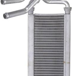 hvac heater core spc 99360 [ 966 x 1500 Pixel ]
