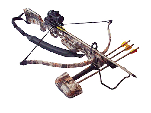 Arrow Precision Inferno Crossbow Package Fury