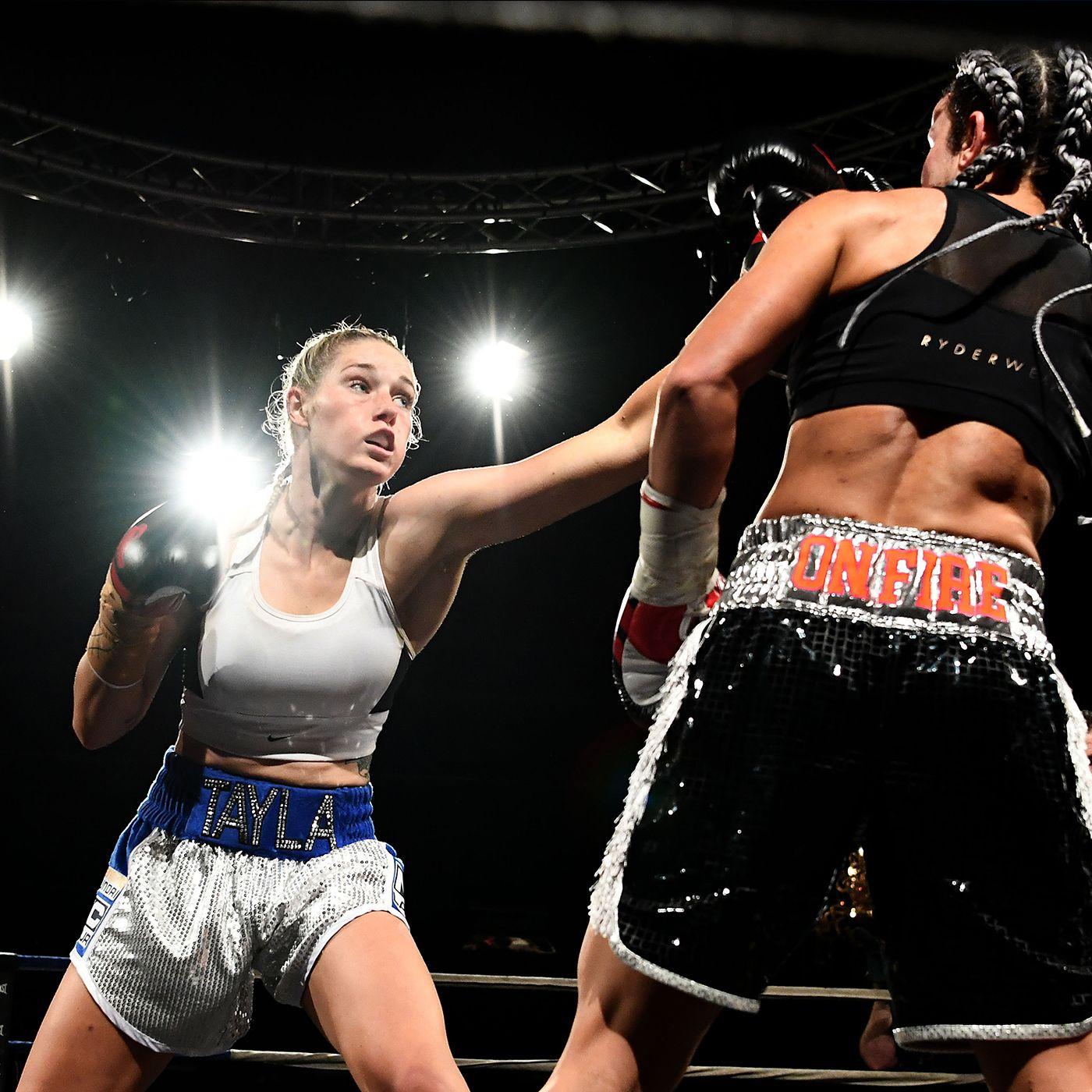 RSN Breakfast Club  Tayla Harris  Boxing Draw