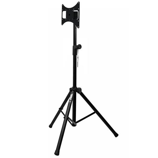 Gorilla GTV-100 Portable Tripod TV Floor Stand for 17