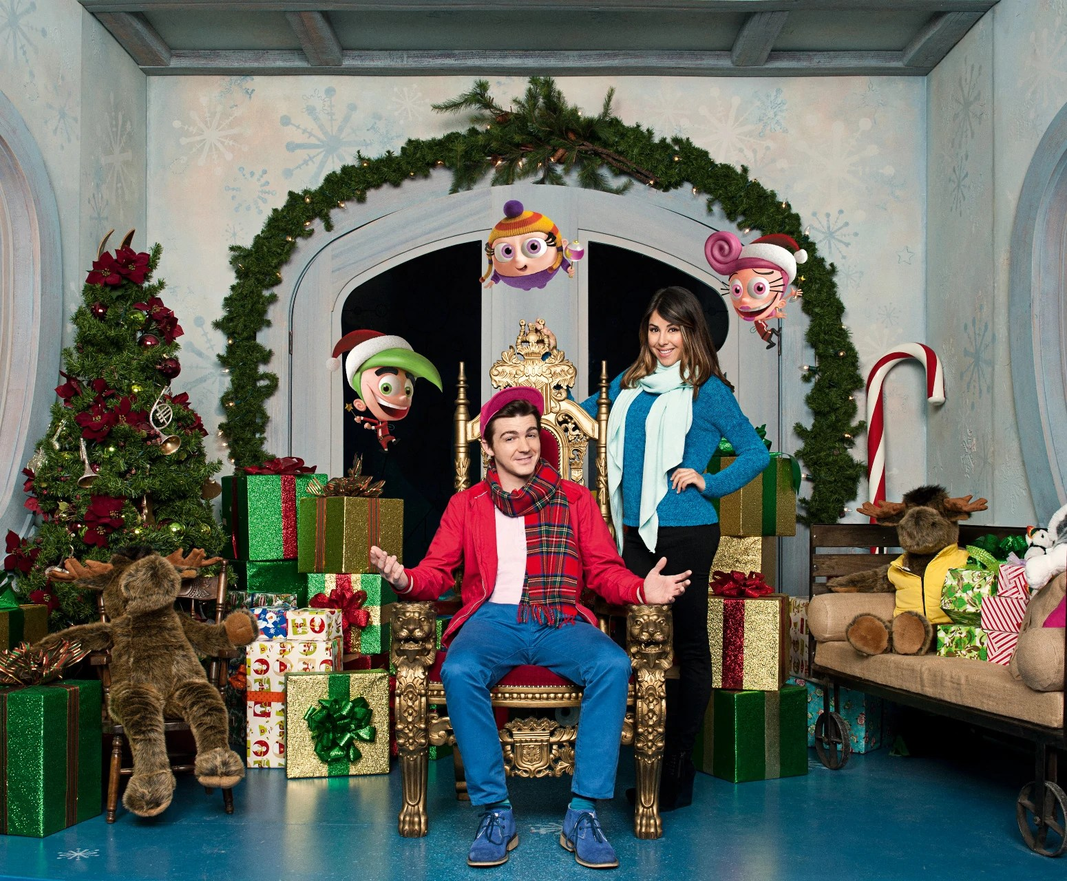 A Fairly Odd Christmas Promotional