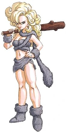 Ayla from ChronoTrigger
