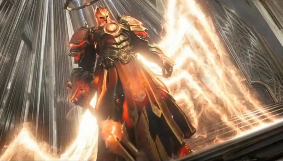 Imperius, Archangel of Valor, in Diablo 3