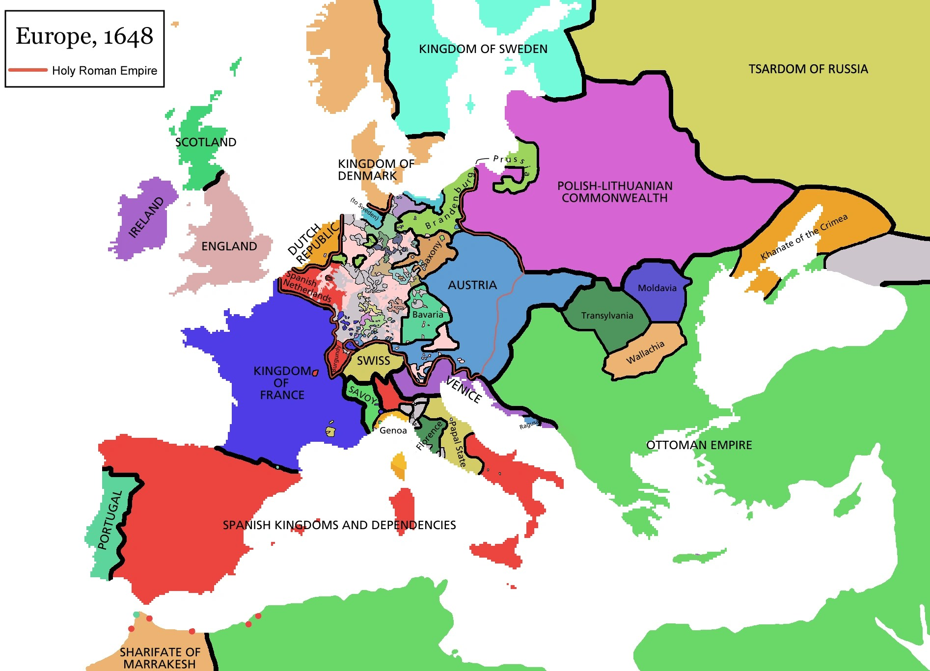 Modern World History Age Of Absolutism