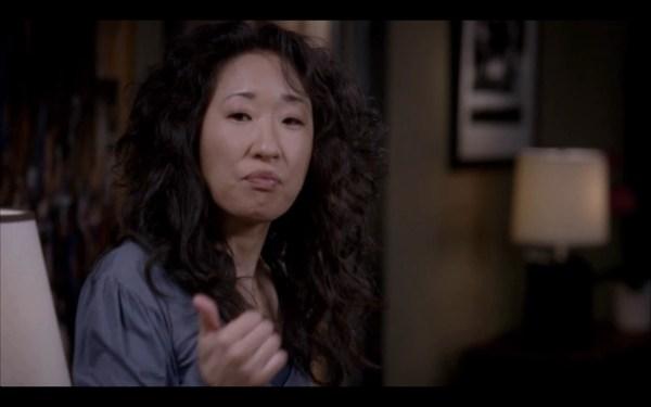 Cristina Yang Grey's Anatomy